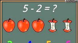 Ігри для дітей. Математичні