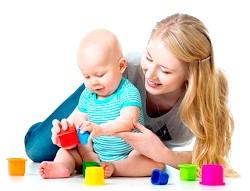 Ігри для розвитку малюків до рочки