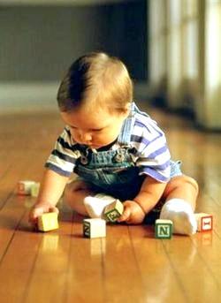 Ігри з дитиною в 2 рочки