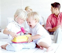 Ігри в сім'ї з двома дітьми