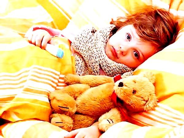 Інфекційний мононуклеоз у дитини: симптоми та лікування