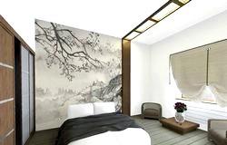 Інтер'єр квартири в японському стилі