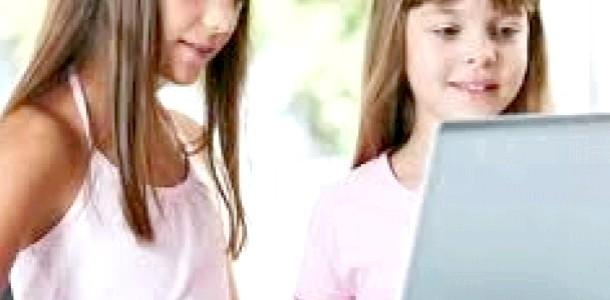 Інтернет допомагає дітям розвиватися фото