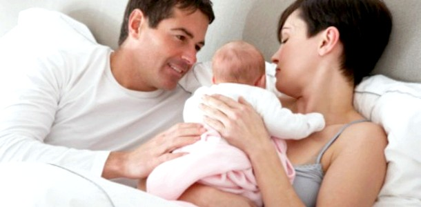 Інтимне життя після народження дитини (поради експертів)