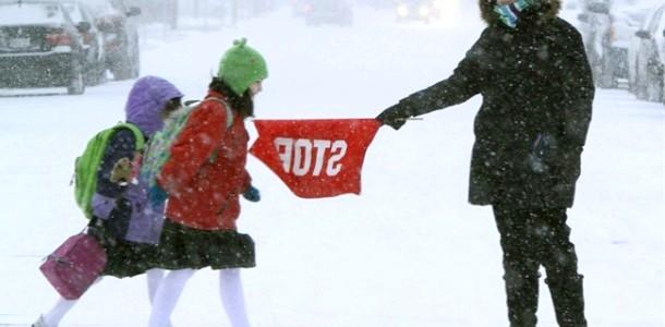 Через морози в Києві можуть закрити школи
