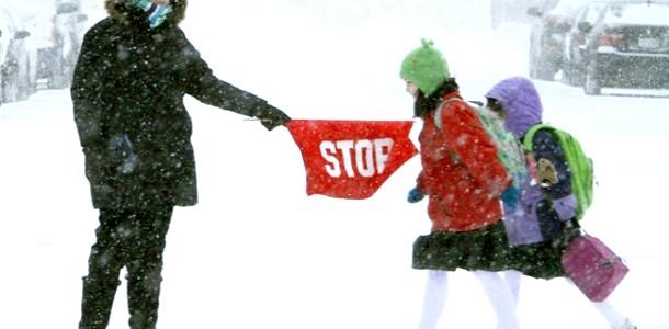 Через морози закривають школи в Києві