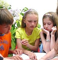 Вивчення англійської в дитячих таборах Чорногорії