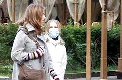 Епідемія свинячого грипу фото