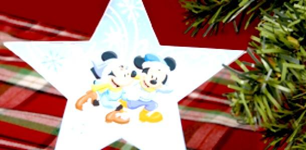 Ялинка в стилі Disney: майструємо безпечні мультяшні іграшки