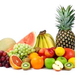 раціон фруктової дієти