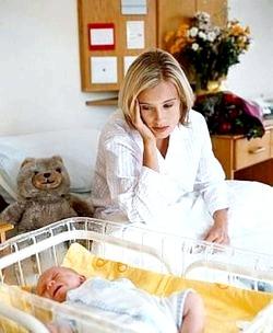 Як змінюється життя жінки після народження дитини фото