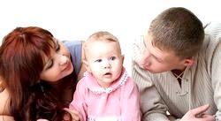 Як навчити дитину говорити?