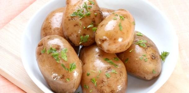 Як не отруїтися картоплею?