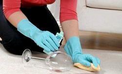 Як очистити килимове покриття будинку?