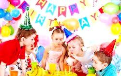 Як організувати день народження дитині?