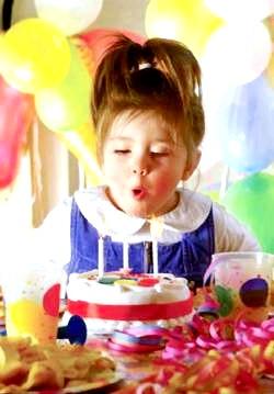 Як організувати казкове день народження для дитини?