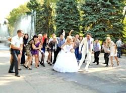 Як організувати весілля