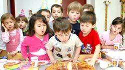 Як відзначити дитяче свято