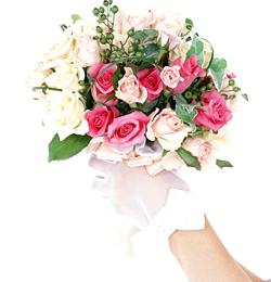 Як правильно підбирати квіти для весілля? фото