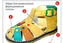 Як правильно вибрати черевики для дітей?