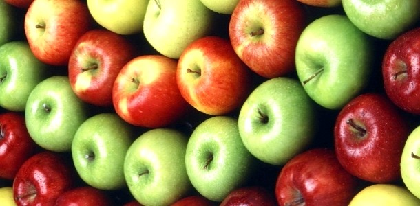 Як правильно вибрати яблука (відео)