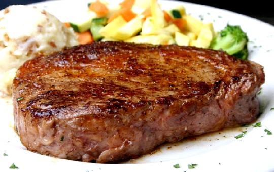 Як приготувати стейк з яловичини фото