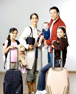 Як подорожувати з маленькими дітьми