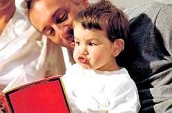 Як дитину навчити розмовляти