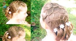 Як зробити дитячу зачіску?