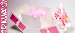 Як зробити з паперу коробку. Фото та майстер-класи фото