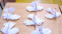 Як зробити з паперу птицю? Майстер-клас і фото