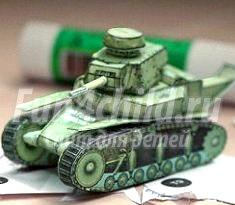 Як зробити з паперу танк? Кращі фото, Ідеї та майстер-клас