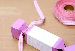 Як зробити цукерку з паперу? Кращі ідеї та фото