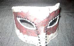 Як зробити маску з паперу? фото