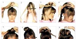 Як зробити обсяг на волоссі. Покроковий майстер-клас