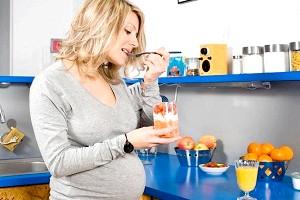 Як скласти раціон для вагітних фото