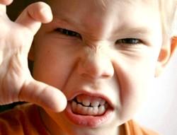 Як впоратися з агресивним дитиною?