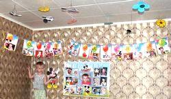 Як прикрасити будинок на День Народження дитини?
