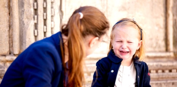 Як заспокоїти дитину: «узбагойся» сама (інструкція по виживанню)