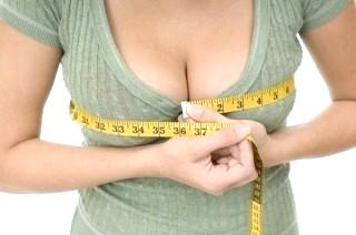 Як збільшити груди без операції фото