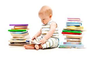 Як виховати читає дитини? фото