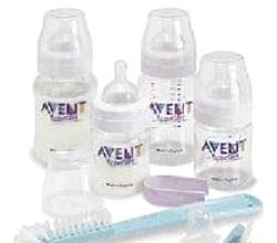 Як вибирати пляшечки для годування новонароджених фото