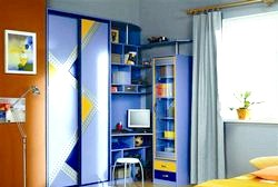 Як вибрати хороший шафа для дитячої кімнати