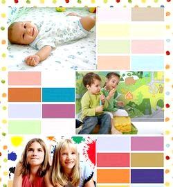 Як вибрати інтер'єр для дитячої?
