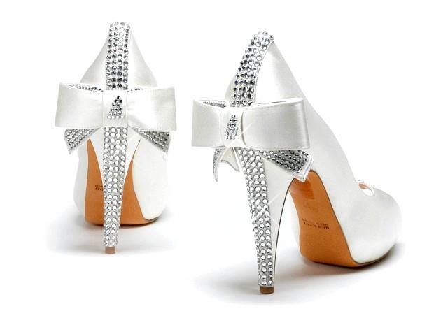 як вибрати взуття на весілля