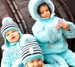 Як вибрати осінній одяг для дитини?