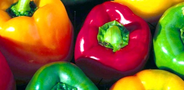 Як вибрати перець (відео)