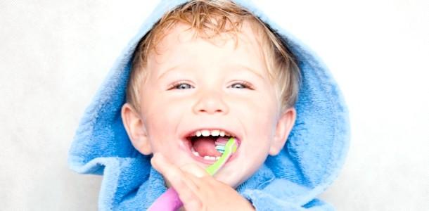 Як вибрати зубну пасту для дитини