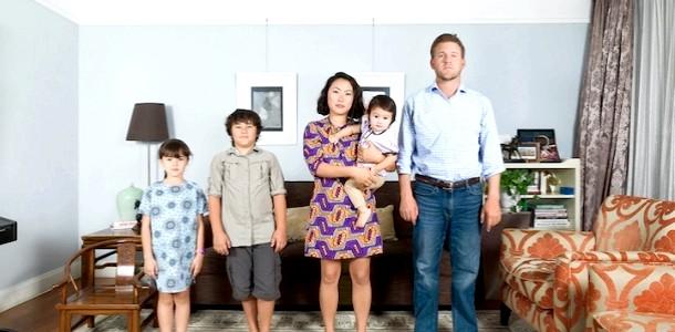 Як живуть змішані сім'ї (ФОТО)