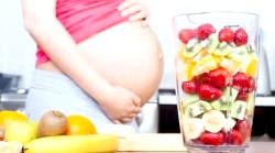 Які фрукти корисні при вагітності